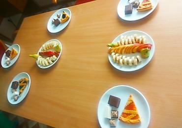 Вкусные работы наших поваров